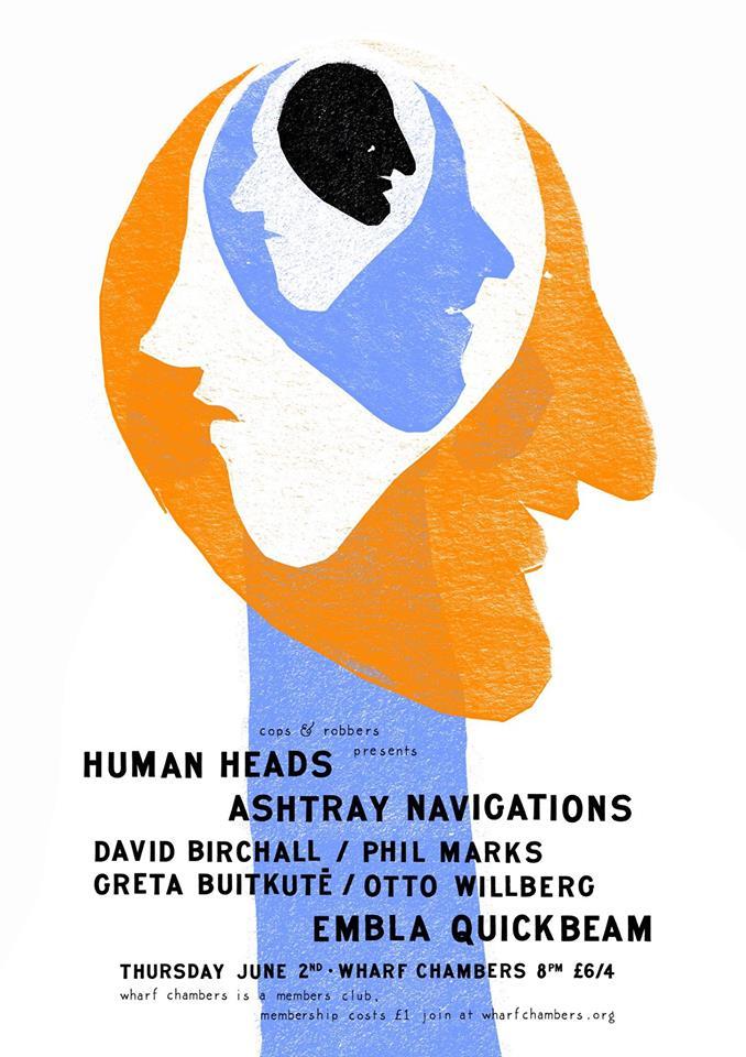 human heads