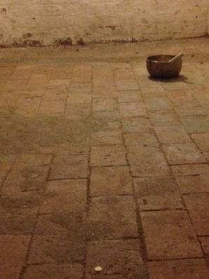 lone bowl